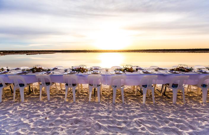 Salt lake dinner